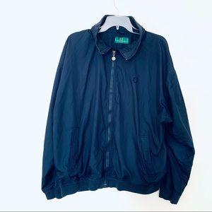 Vintage Fred Perry windbreaker jacket